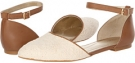 Natural/Pecan Tahari Jessica for Women (Size 6)