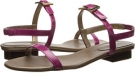 Fuchsia Ferns Patent Vaneli Bambee for Women (Size 4.5)