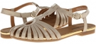 Gold Bare Traps Fanya for Women (Size 8.5)