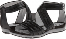 Black Bare Traps Rennifer for Women (Size 7.5)