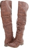 Cognac CARLOS by Carlos Santana Wheeling for Women (Size 7)