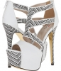 Black/White Snake Multi Luichiny A Byss for Women (Size 7)