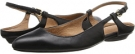 Black Silk Calf Corso Como Tuxe for Women (Size 7)