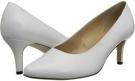 White Vaneli Laureen for Women (Size 4.5)