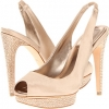 Champagne Satin BCBGMAXAZRIA Falcon for Women (Size 5.5)