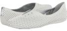 White Nappa BCBGMAXAZRIA Fastur for Women (Size 9)