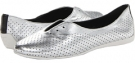 Platinum Nappa BCBGMAXAZRIA Fastur for Women (Size 9)