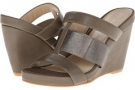Olive/Pewter Calvin Klein Dunley for Women (Size 5.5)