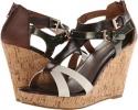 Chocolate/Emerald Gabriella Rocha Corzen for Women (Size 7)