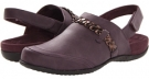 Purple VIONIC with Orthaheel Technology Kerstin Mule for Women (Size 7)