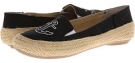 Black Multi Canvas Cloud 9 Gabe for Women (Size 7)