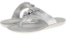 Silver Synthetic Bandolino Janette for Women (Size 5.5)