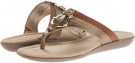 Bronze/Tan Synthetic Bandolino Janette for Women (Size 5.5)