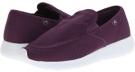 Purple/White Lugz Zosho Slip On for Men (Size 9.5)
