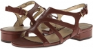 Dark Brown Synthetic Bandolino Elysain for Women (Size 5)