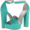 Aqua Green Chinese Laundry Avenue for Women (Size 7.5)