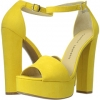 Yellow Chinese Laundry Avenue for Women (Size 7.5)