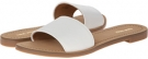 White Leather Nine West Summers for Women (Size 7)