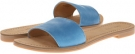 Blue Leather Nine West Summers for Women (Size 7)