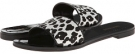 Black White Canvas Nine West Summers for Women (Size 7)
