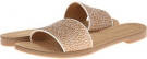 Natural Multi/White Fabric Nine West Summers for Women (Size 7)