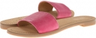 Pink Leather Nine West Summers for Women (Size 7)