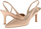Natural Leather Nine West Truward for Women (Size 7)