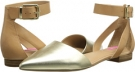 Gold/Tan Leather Isaac Mizrahi New York Evelyn for Women (Size 7)