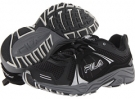 Black/Black/Metallic Silver Fila Vitality 2 for Women (Size 7)