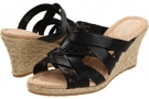 Emily Laser Cut Slide Women's 5.5