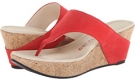 Odelle (Red Leather Women's 5.5
