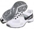 White/Black/Metallic Silver Nike Lunar Summer Lite for Women (Size 5.5)