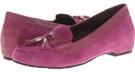 Pink VIONIC with Orthaheel Technology Florence Tassel Flat for Women (Size 7)