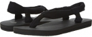 Black Sanuk Yoga Slingshot for Women (Size 7)