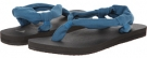 Indigo Sanuk Yoga Slingshot for Women (Size 7)