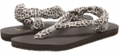 Zebra Sanuk Yoga Slingshot Prints for Women (Size 6)