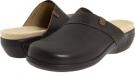 Brown Full-Grain Leather Aravon Kala for Women (Size 10)