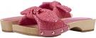 Dolce & Gabbana Lace Slide Sandal Size 7
