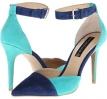 Blue Multi Steven Winter for Women (Size 7)