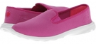 Raspberry SKECHERS Performance GoSleek - Slide for Women (Size 7.5)