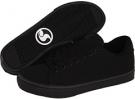 Black/Black Canvas DVS Shoe Company Gavin CT for Men (Size 6)