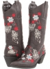 Vintage Floral Boot Women's 5.5