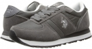 Dark Grey U.S. POLO ASSN. Jayne for Women (Size 7)