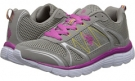 Grey/Fuchsia/Yellow U.S. POLO ASSN. Karmen for Women (Size 7)
