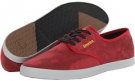 Red/Grey/Black Emerica The Wino for Men (Size 7)