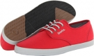 Red/Red/Grey Emerica The Wino for Men (Size 7)