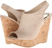 Taupe CARLOS by Carlos Santana Maui for Women (Size 7.5)