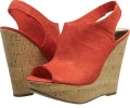Orange CARLOS by Carlos Santana Maui for Women (Size 7.5)
