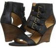 Black 2 Leather Nine West Falkner for Women (Size 7)