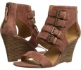 Cognac Leather Leather Nine West Falkner for Women (Size 7)